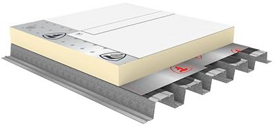 Firestone 3d Build Up Tpo Fixation In Seam
