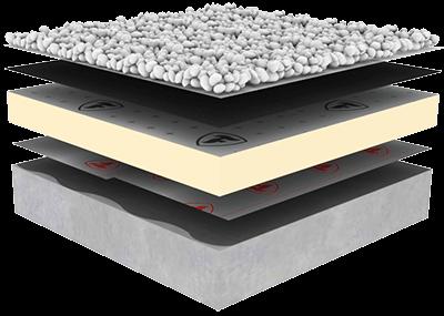 Firestone Building Products Geballast Epdm Dakafdichtingssysteem